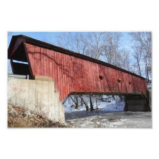 Rolling Stone Coverdd Bridge Photo Art