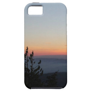 Rolling Sunset iPhone 5 Covers