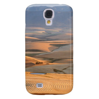 Rolling Wheat Fields. Caledon, Overberg Galaxy S4 Case
