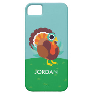 Rollo the Turkey Barely There iPhone 5 Case