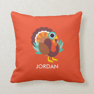 Rollo the Turkey Cushion