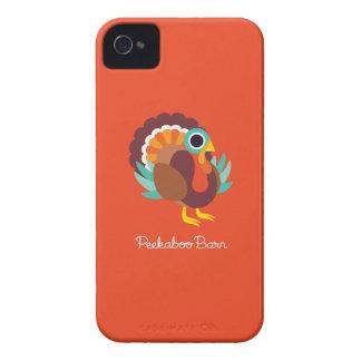 Rollo the Turkey iPhone 4 Cover
