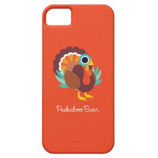 Rollo the Turkey iPhone 5 Cover