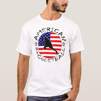 ROLLOUT American Racquetball Team Tee Shirt