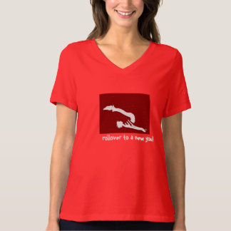 """Rollover to a New You! T-Shirt"