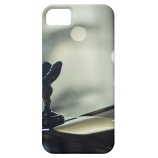 Rolls Royce luxury to car AT night in street photo iPhone 5 Cases