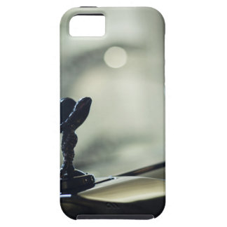 Rolls Royce luxury to car AT night in street photo Tough iPhone 5 Case