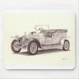 Rolls Royce Silver Ghost Mouse Pad