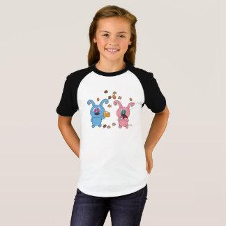 Rollys Autumn Girls Raglan T-Shirt