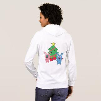 Rollys Christmas Day Zip-up Hoodie