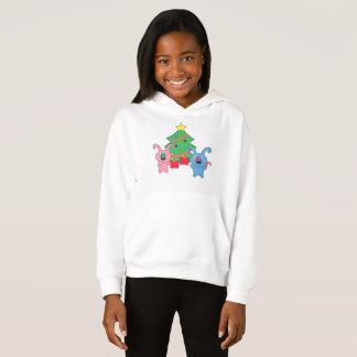 Rollys Christmas Kids Pullover Hoodie