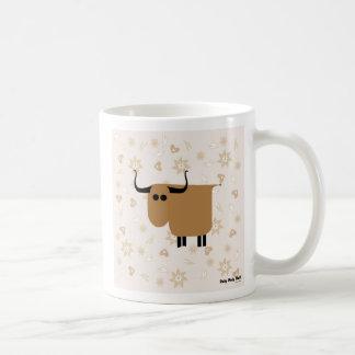 Roly Poly bulletin Basic White Mug