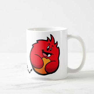 Roly-Poly Monster Mug
