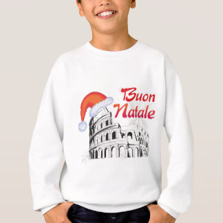 Roma Buon Natale Sweatshirt