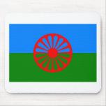 Roma Flag (Romani Flag) Mousemats
