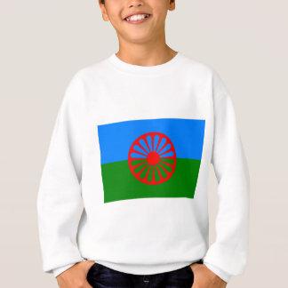 Roma Flag (Romani Flag) Sweatshirt