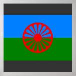 Roma, India Print