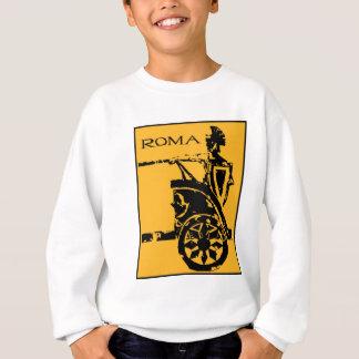 Roma Poster Sweatshirt