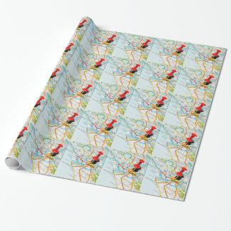 Roma (Rome) Italy Wrapping Paper