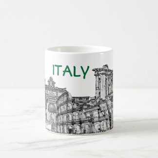 Roma, Rome... travel souvenir gifts Coffee Mug