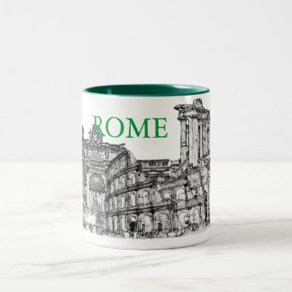 Roma Rome travel souvenir gifts Coffee Mugs