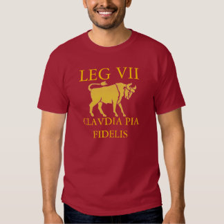 Roman 7th Legion (Claudia) T-Shirt