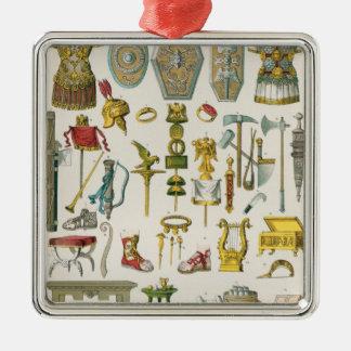 Roman Accessories Christmas Ornament