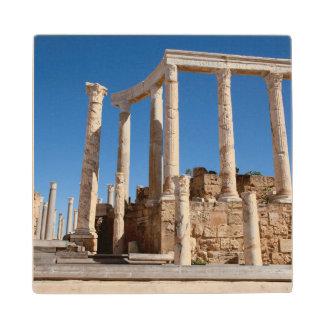 Roman Amphitheater, Leptis Magna, Al Khums Wood Coaster