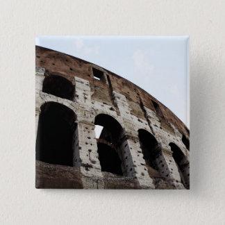Roman amphitheatre 15 cm square badge
