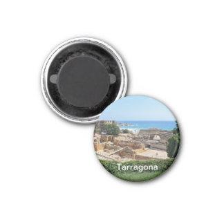 Roman amphitheatre 3 cm round magnet