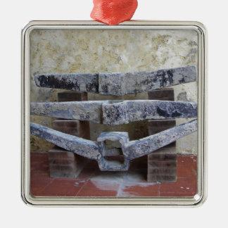 Roman Anchors Christmas Ornament