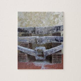 Roman Anchors Jigsaw Puzzle