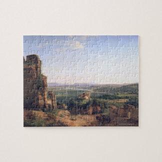 Roman Aqueducts Jigsaw Puzzle