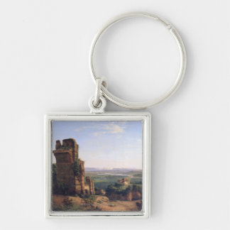 Roman Aqueducts Key Ring