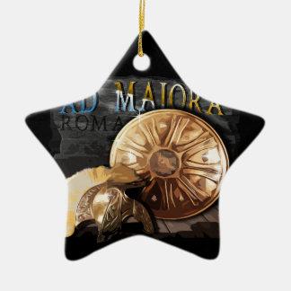 Roman Army - Legionary Ceramic Star Decoration