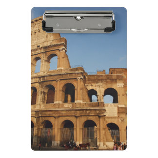 Roman Art. The Colosseum or Flavian 3 Mini Clipboard
