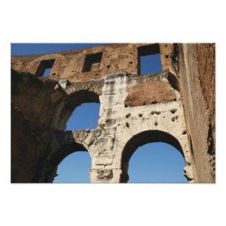 Roman Art. The Colosseum or Flavian 4 Photograph