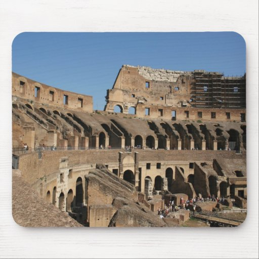 Roman Art. The Colosseum or Flavian 7 Mouse Pads