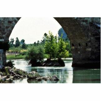 Roman Bridge, Goksu River, Silifke Photo Cutouts