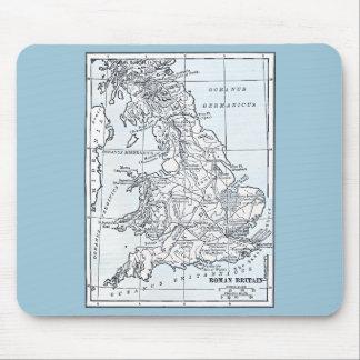 Roman Britain 43 AD Mouse Pad