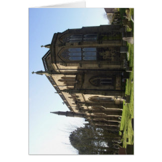 Roman Catholic Church in England Greeting Card