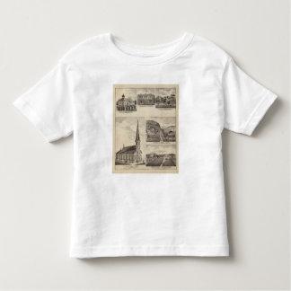 Roman Catholic Church, Residences, Minnesota Toddler T-Shirt