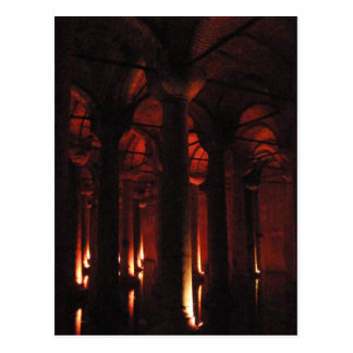 Roman Cistern 2 Postcard