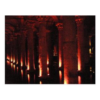 Roman Cistern 3 Postcard