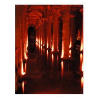 Roman Cistern Postcard