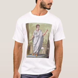 Roman Citizen Claiming Employment, from 'L'Antica T-Shirt