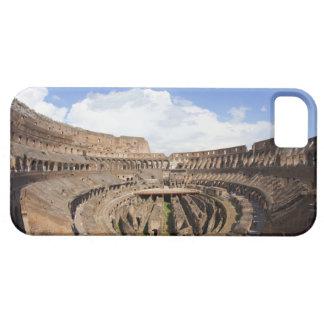 Roman Coliseum, fish eye view iPhone 5 Cases