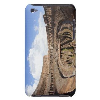 Roman Coliseum, fish eye view iPod Touch Case