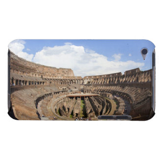 Roman Coliseum, fish eye view iPod Touch Cases