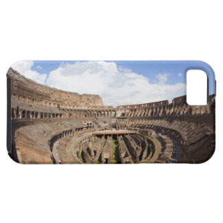 Roman Coliseum, fish eye view Tough iPhone 5 Case